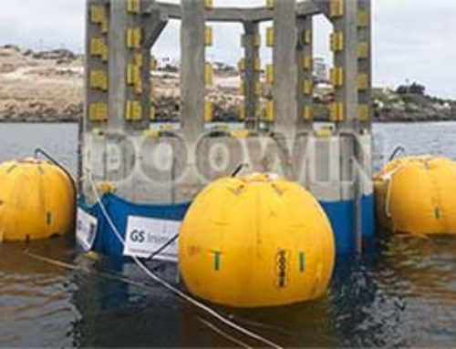 How to use inflatable lift bags?