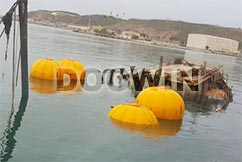 boat lift air bags