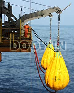 lifeboat-davit-load-test