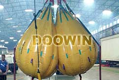 low-headroom-load-test-water-weight-bags