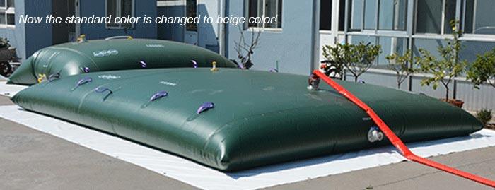 gray water pillow tanks