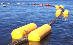 cable floats