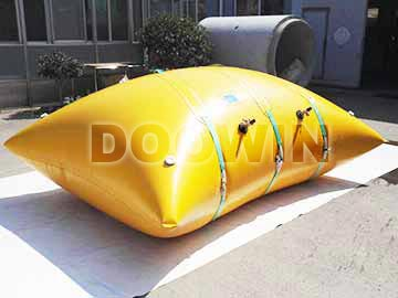 enclosed flotation bags