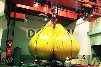 overhead crane proof load testing