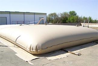 rain water collapsible bladder tanks