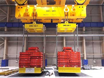 crane test weights