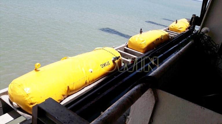 load testing gangway