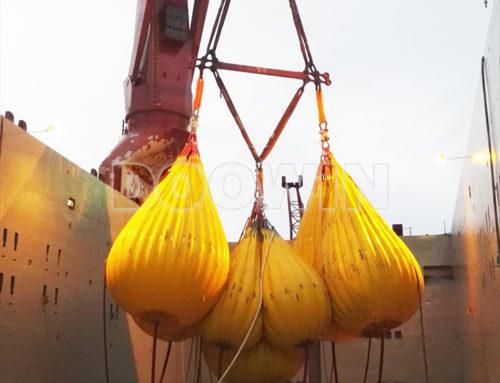 300ton Crane Load Testing