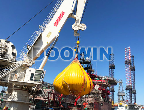 MACGREGOR Crane Load Testing